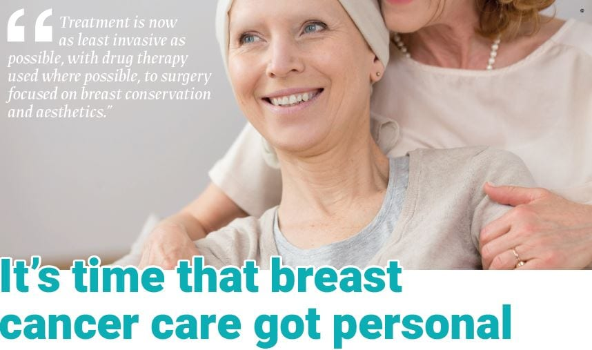Breast Health Campaign, GenesisCare